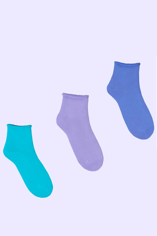 Носки женские Комфорт (упаковка 6 пар) (23-25) носки женские лайк упаковка 6 пар 23 25