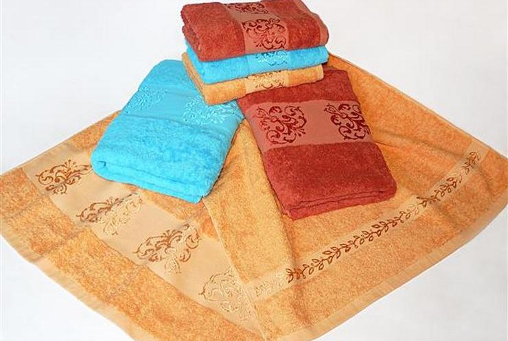 Полотенце махровое Бамбук (50х90) шампань penelopa бамбук 50х90 70х130 в коробке набор полотенец фиеста