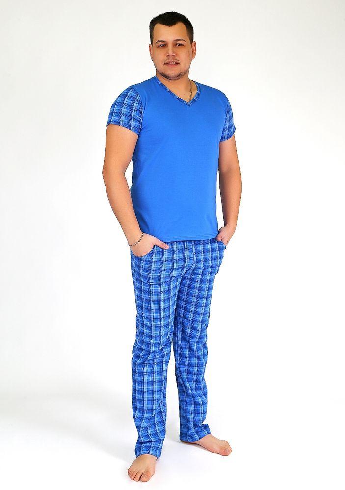 Костюм мужской Марк (брюки) (50) клейкая лента для геотекстиля
