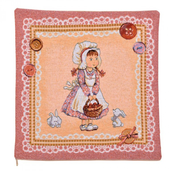 Наволочка для декоративных подушек Грандсток 15491384 от Grandstock