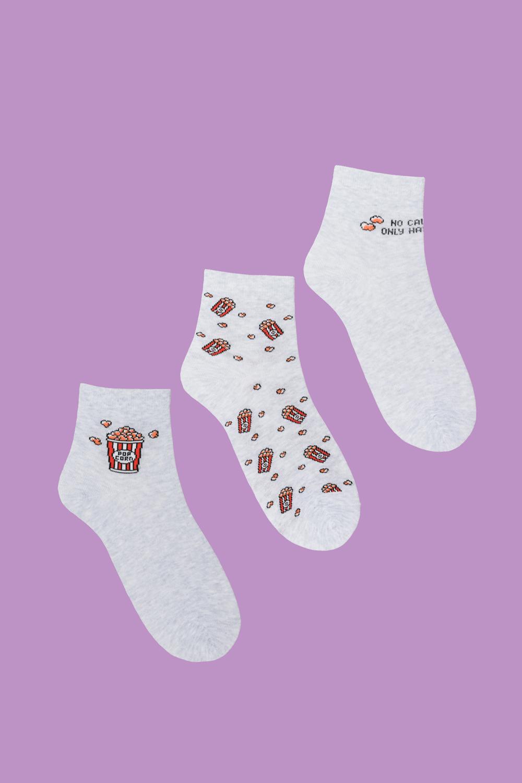 Носки детские iv49302 (упаковка 3 пары) (22-24)