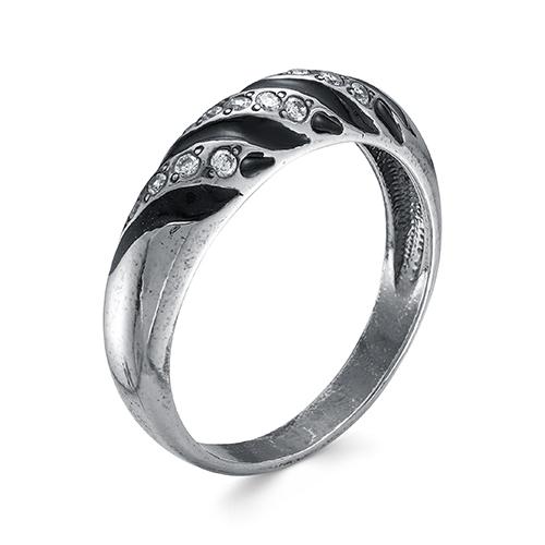 Фото - Кольцо серебряное iv18701 от Грандсток