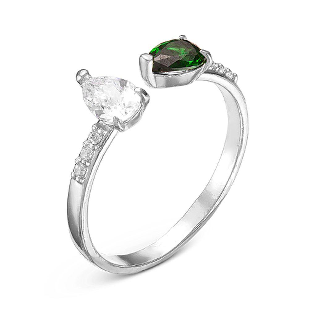 Кольцо бижутерия 2488200Д7 (безразмерное) кольцо бижутерия 2468645бч