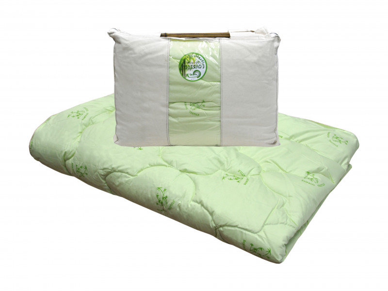 Одеяло iv74730 (бамбук, тик) (1,5 спальный (140*205))