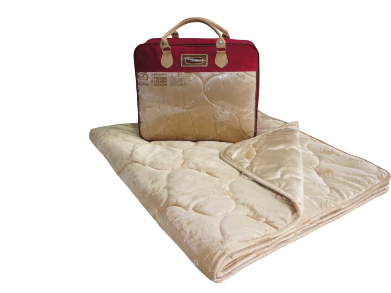 Одеяло iv74734 (верблюжья шерсть, велюр) (1,5 спальный (140*205))
