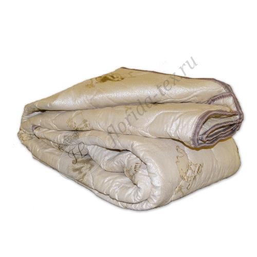 Одеяло зимнее Вакансия (верблюжья шерсть, тик) (1,5 спальный (140*205)) вакансия третьего мужа