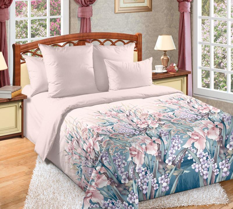 Постельное белье iv62560 (перкаль) (1,5 спальный)