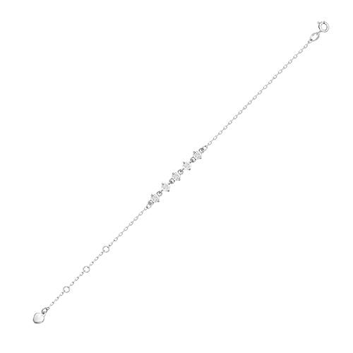 Браслет серебряный iv25521 (17)