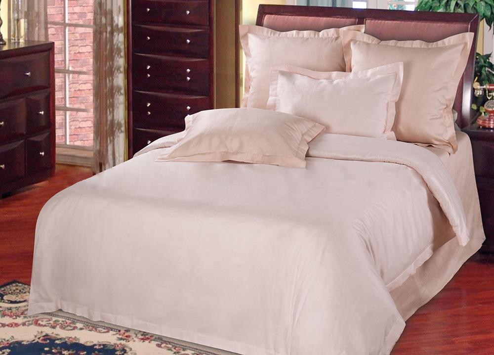 """Постельное белье """"Crema"""" (бамбук) 2 спальный"""