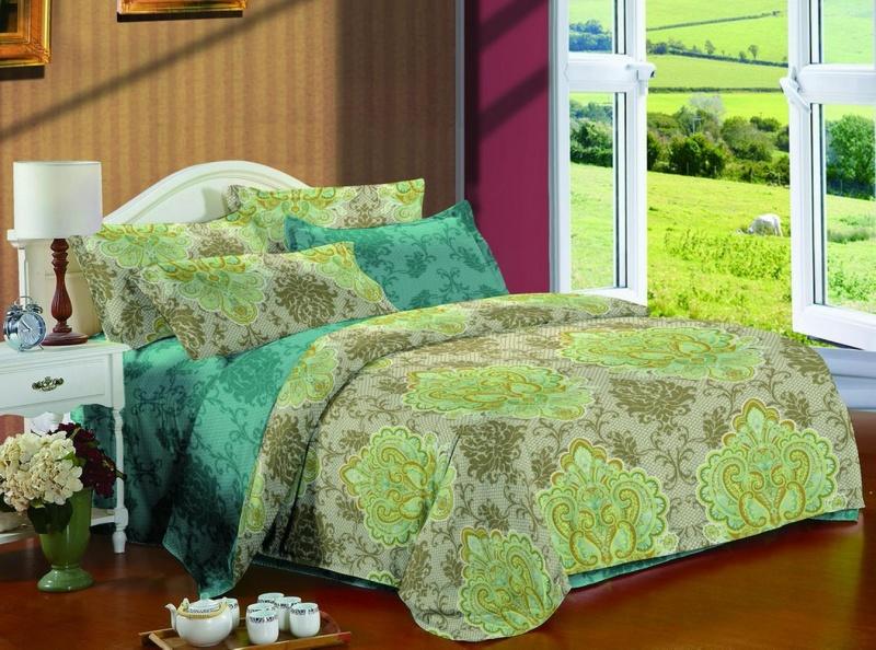 Постельное белье Анигозантос 3D (сатин) (1,5 спальный) постельное белье diva afrodita premium 3d pr 279 двуспальное