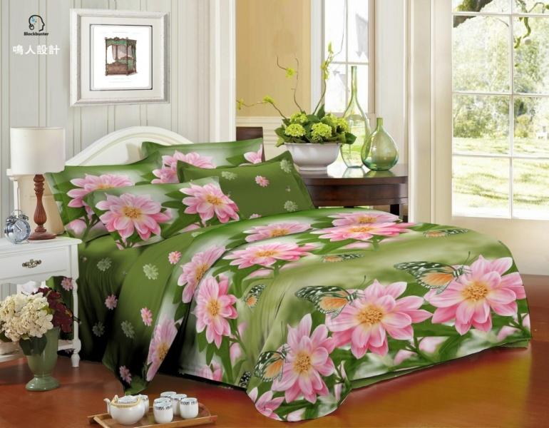 Постельное белье Ясенец 3D (сатин) (1,5 спальный) постельное белье diva afrodita premium 3d pr 279 двуспальное