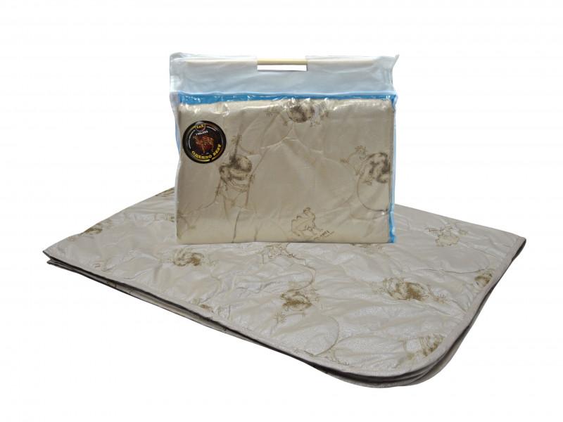Одеяло iv74758 (верблюжья шерсть, поплекс) (1,5 спальный (140*205))