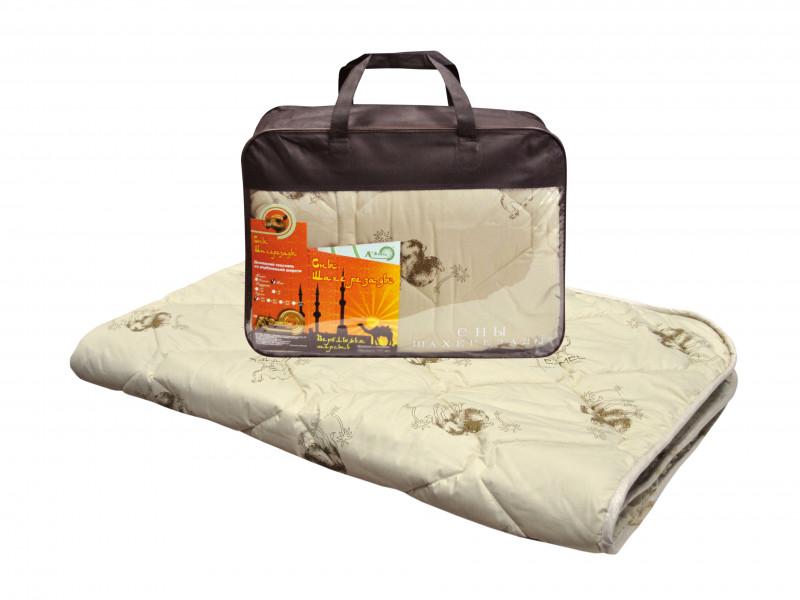 Одеяло iv74767 (верблюжья шерсть, тик) (1,5 спальный (140*205))