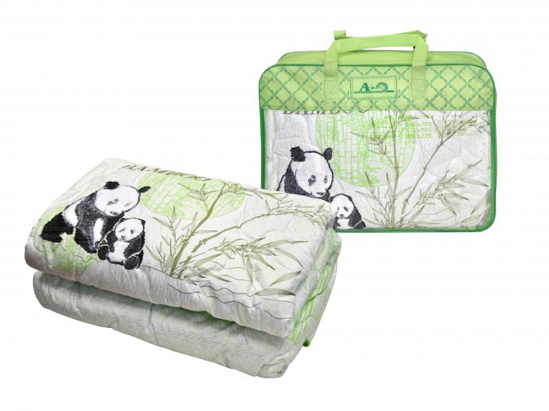 Одеяло iv74769 (бамбук, тик) (1,5 спальный (140*205))