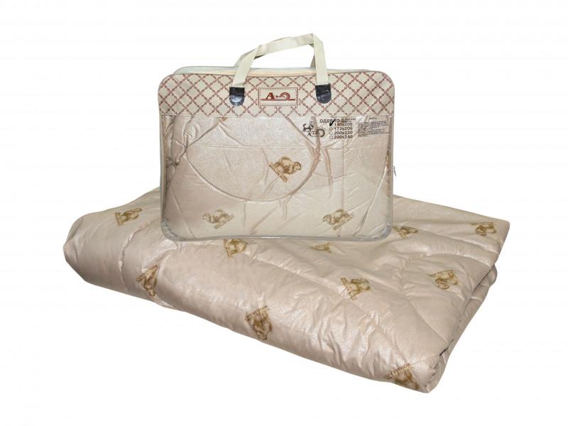 Одеяло iv74771 (овечья шерсть, тик) (Детский (110*140))