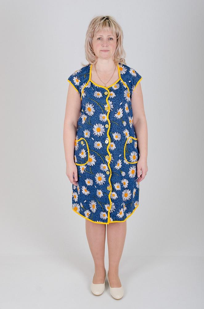 Халат женский #Эйли# 56, Размер: 56 - Халаты - Легкие халаты