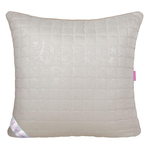 "Подушка ""Лувен"" (овечья шерсть, микрофибра) (50*70) restline подушка cotton 50 70"