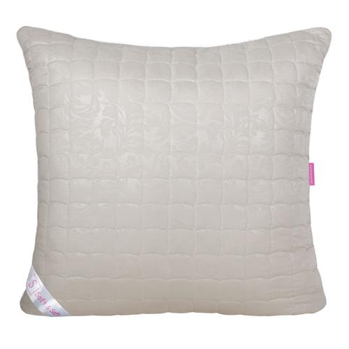 """Подушка """"Герард"""" (эвкалипт, микрофибра) (50*70) restline подушка cotton 50 70"""