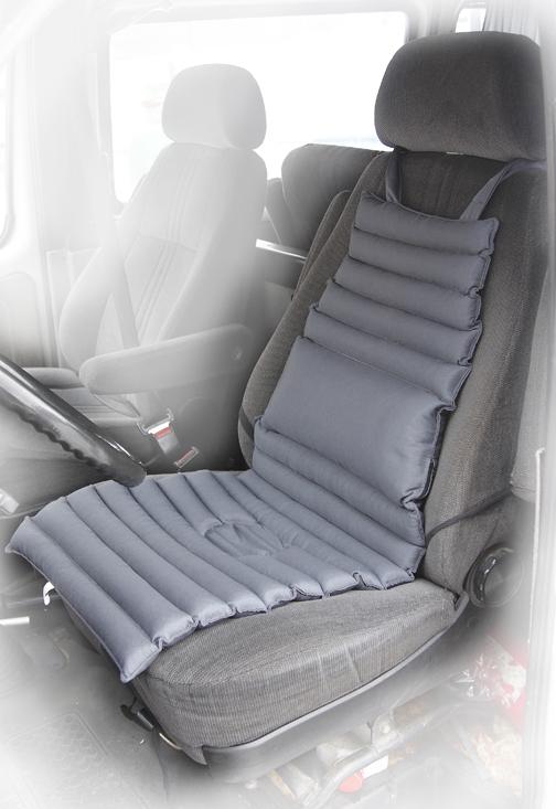 """Подушка на водительское кресло """"Авто"""""""