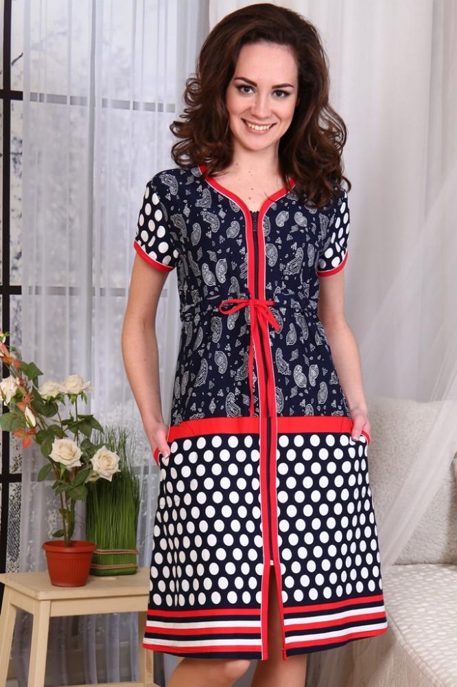 Халат женский #Глорианна# 54, Размер: 54 - Халаты - Легкие халаты