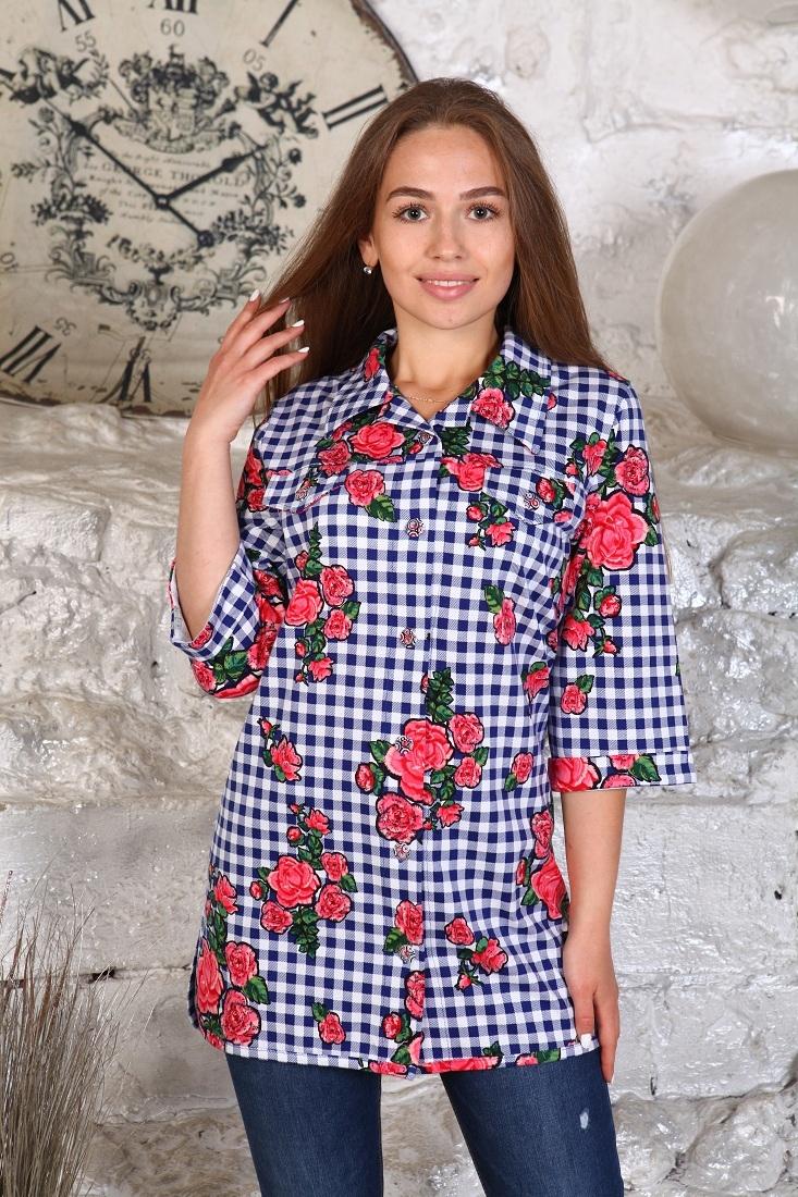 Купить Рубашка женская Манисалес , Грандсток