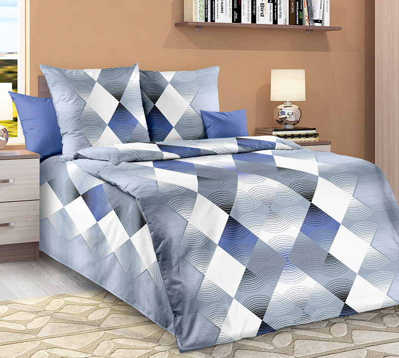 Фото - Постельное белье iv72323 (бязь) (1,5 спальный) постельное белье iv72687 бязь 1 5 спальный