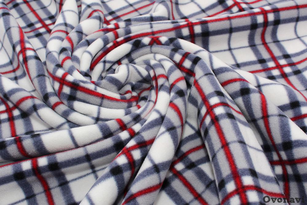 Плед Клетка (флис) (150х200) плед tamerlan плед payton 150х200 см