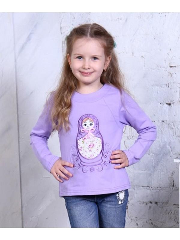 Толстовка детская Матрена rk 646 кукла подвесная матрена 1105874