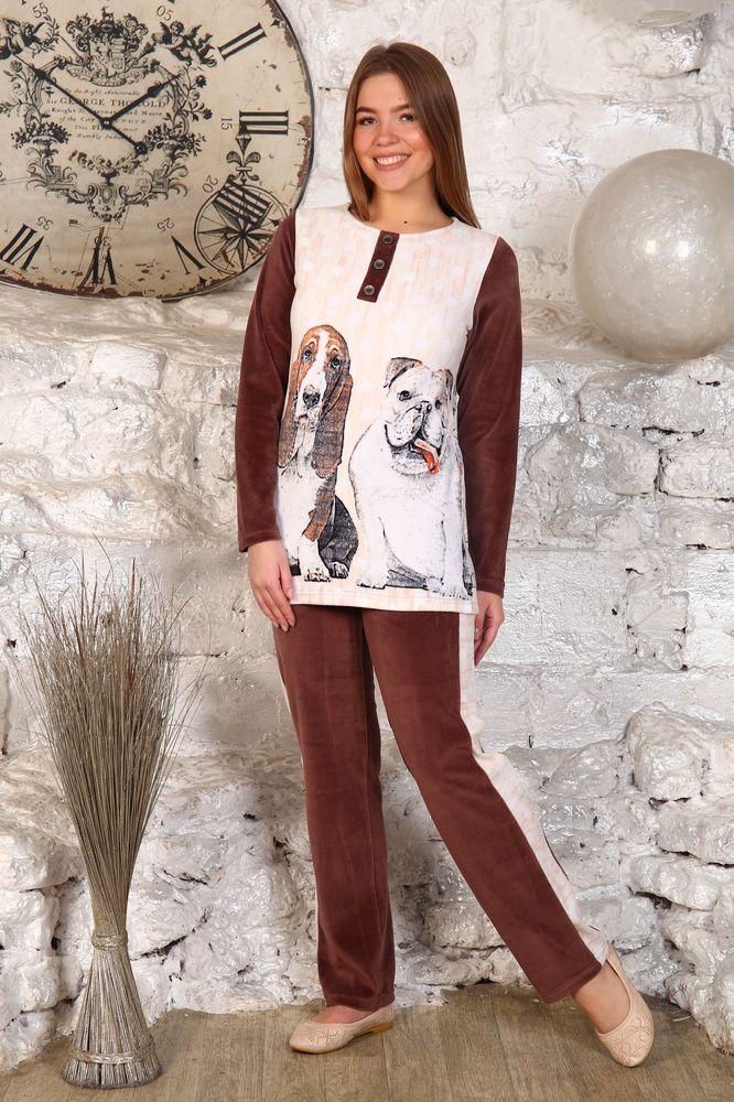 Костюм женский Собачки (46) костюм красотки канкана 46 48