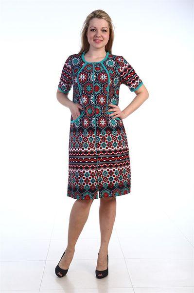 Халат женский #Аделина# 54, Размер: 54 - Халаты - Легкие халаты