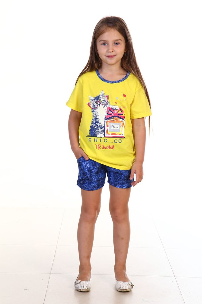 Костюм детский Котенок (34) костюм озорного клоуна детский 32 34