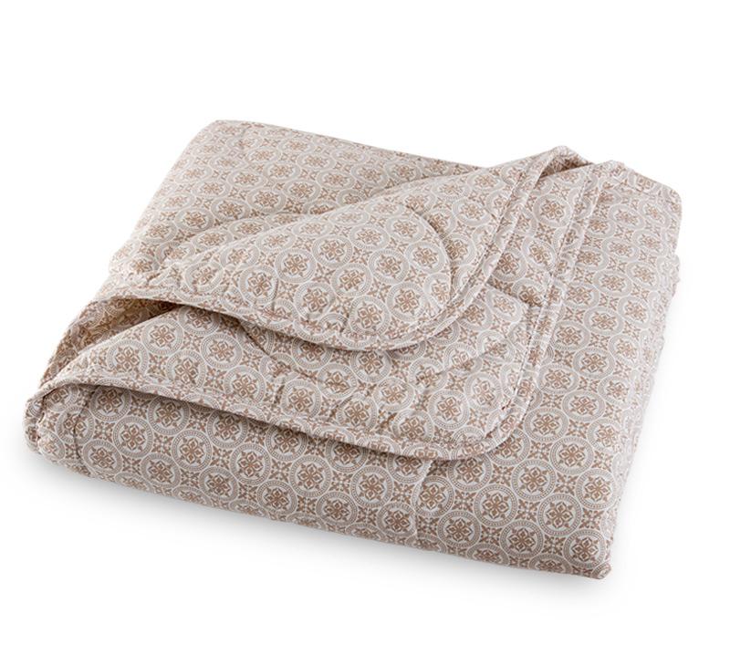 """Одеяло зимнее """"Хлопок и лен"""" (перкаль) 2 спальный (172*205) от Grandstock"""
