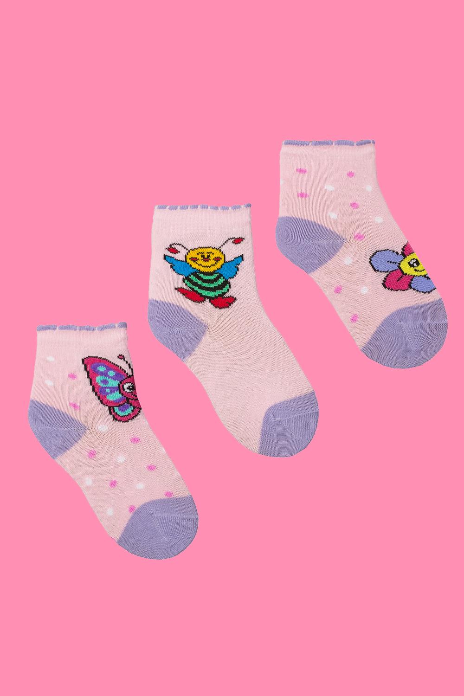 Носки детские iv26821 (упаковка 3 пары) (10-12)