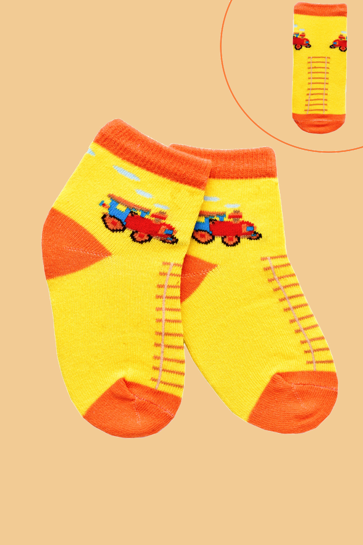 Носки детские Паровозик (упаковка 6 пар) (12-14) носки мужские гаврюша упаковка 5 пар