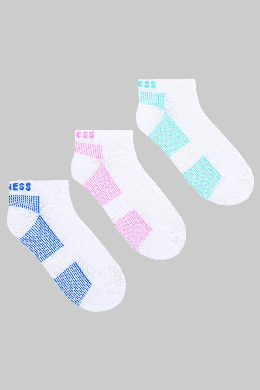 белье acoola носки детские 3 пары цвет ассорти размер 18 20 32214420032 Носки детские iv26829 (упаковка 3 пары) (18-20)