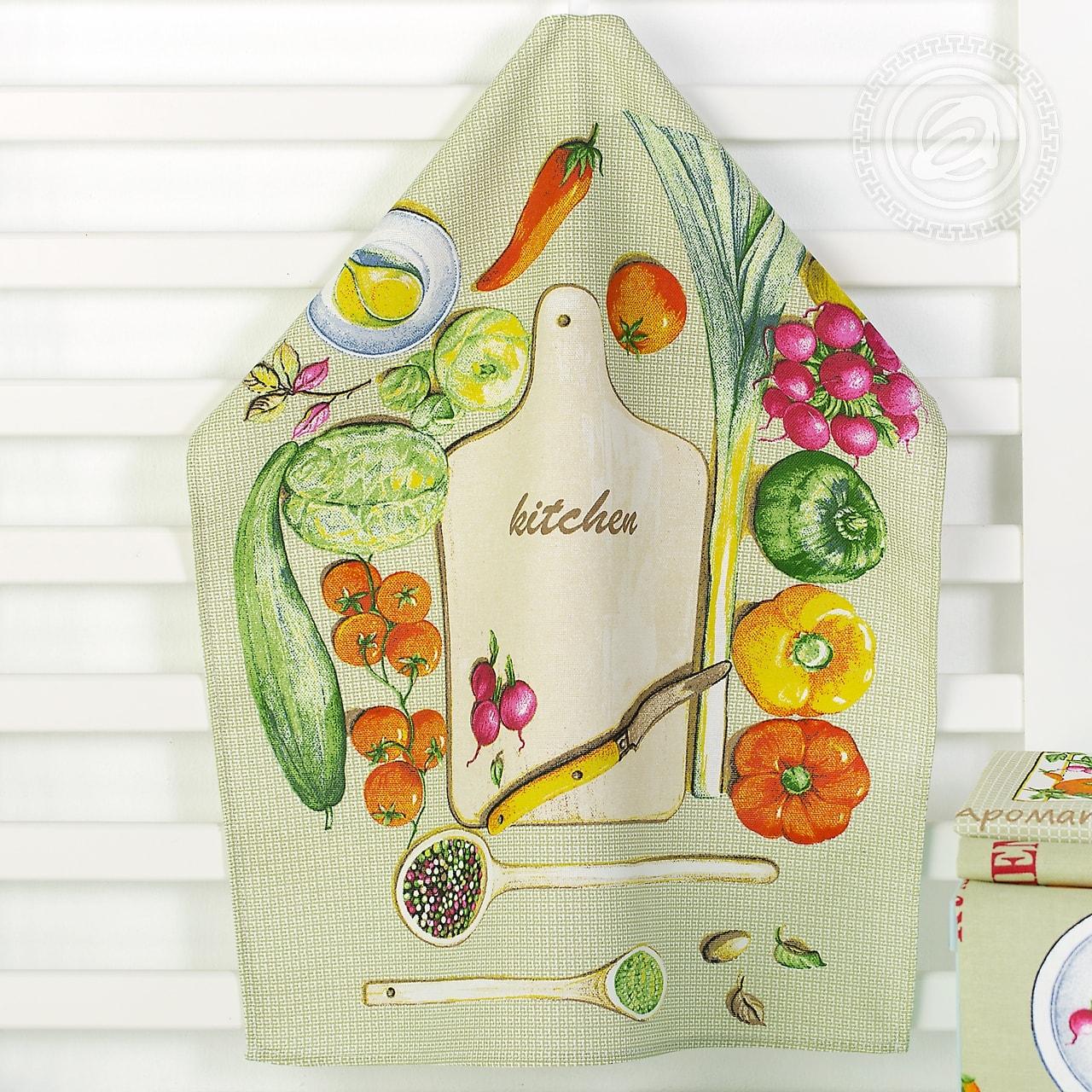 Кухонное полотенце Грандсток 15491726 от Grandstock