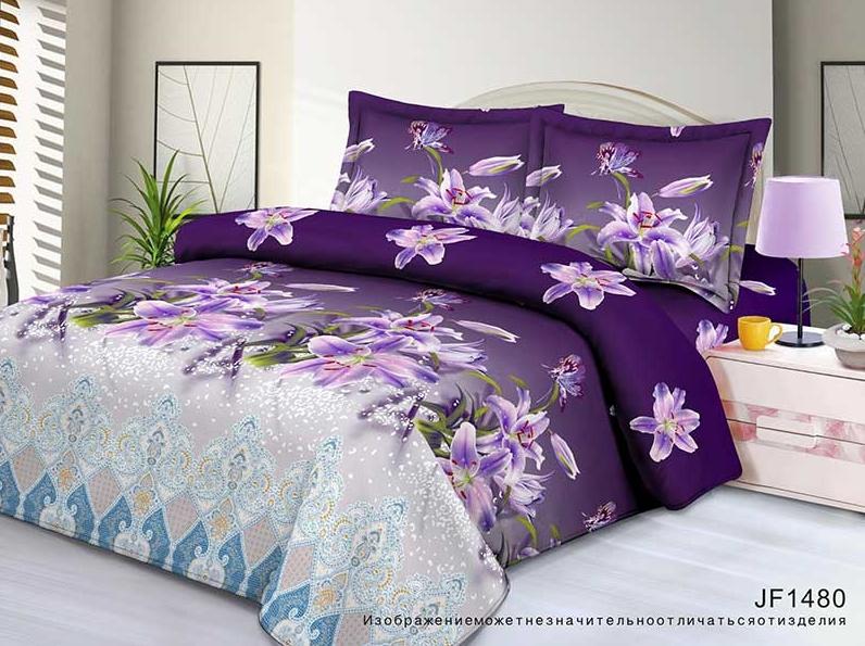 Постельное белье iv50168 (жатка) (1,5 спальный)