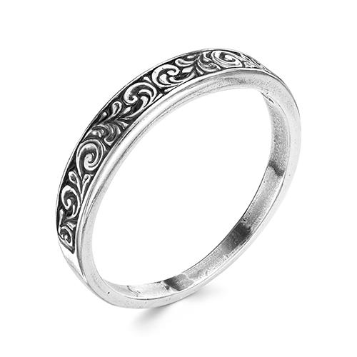 """Кольцо серебряное """"2309306"""" 18.5"""