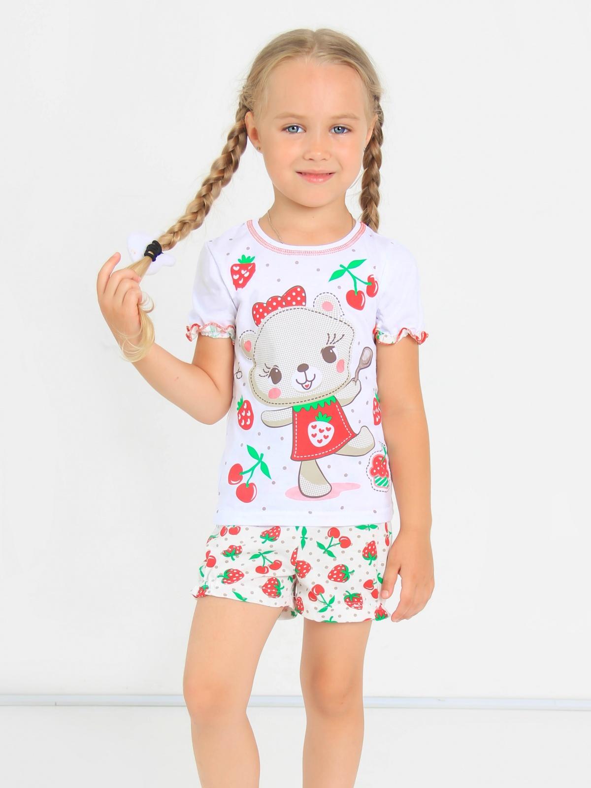 Пижама детская Зайчишки пижама детская настя 30