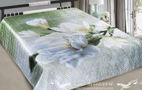 Покрывало Элегия 3D (шелк искусственный) (200х220) покрывало marianna покрывало орион 200х220 см