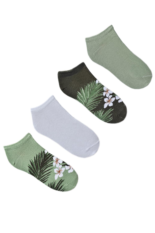 Носки женские Виола (упаковка 6 пар) (36-41) jd коллекция носки 6 пар установлены 10 12cm дефолт