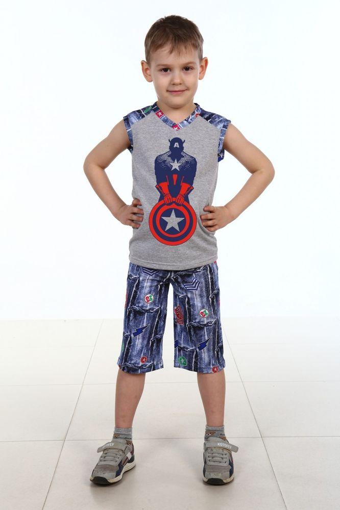 Костюм детский Супергерой (30 ) костюм страшного клоуна детский 30 32