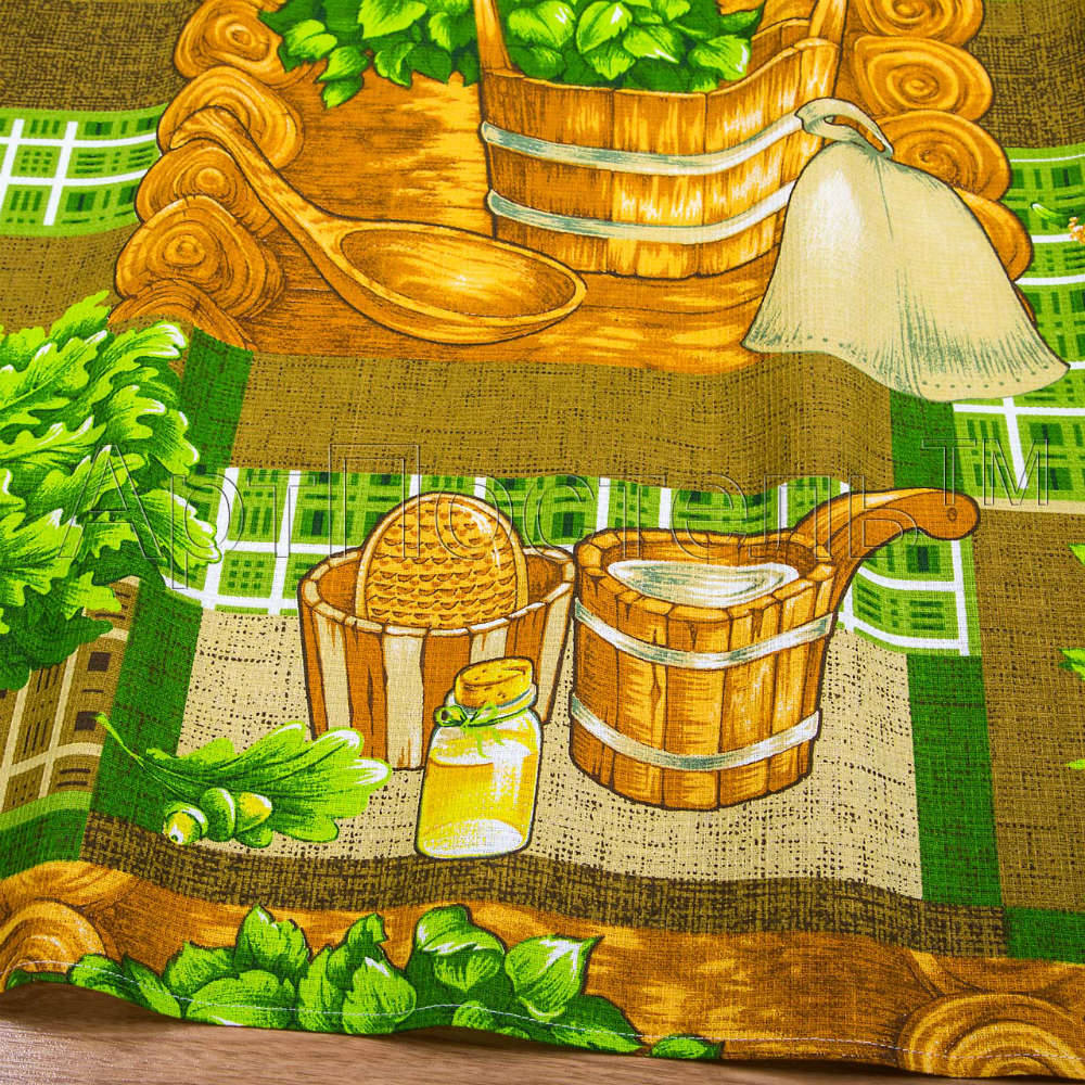 Банное полотенце Грандсток 15490937 от Grandstock