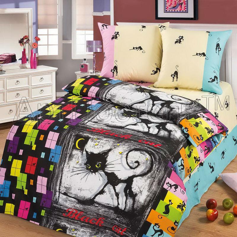 """Постельное белье """"Джокер"""" (бязь) 1,5 спальный"""