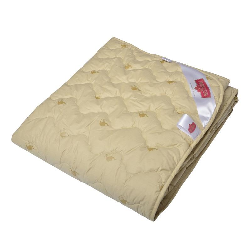 Одеяло детское Крош (верблюжья шерсть, тик) (Детский (110*140)) одеяло летнее хорошие сны овечья шерсть тик детский 110 140