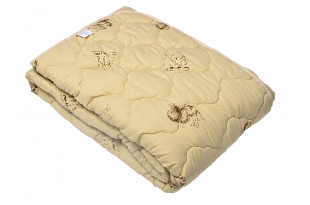 """Одеяло детское """"Алладин"""" (верблюжья шерсть, микрофибра) Детский (110*140)"""