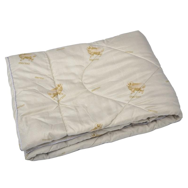 Одеяло детское Мулан (овечья шерсть, микрофибра) (Детский (110*140)) одеяло летнее хорошие сны овечья шерсть тик детский 110 140