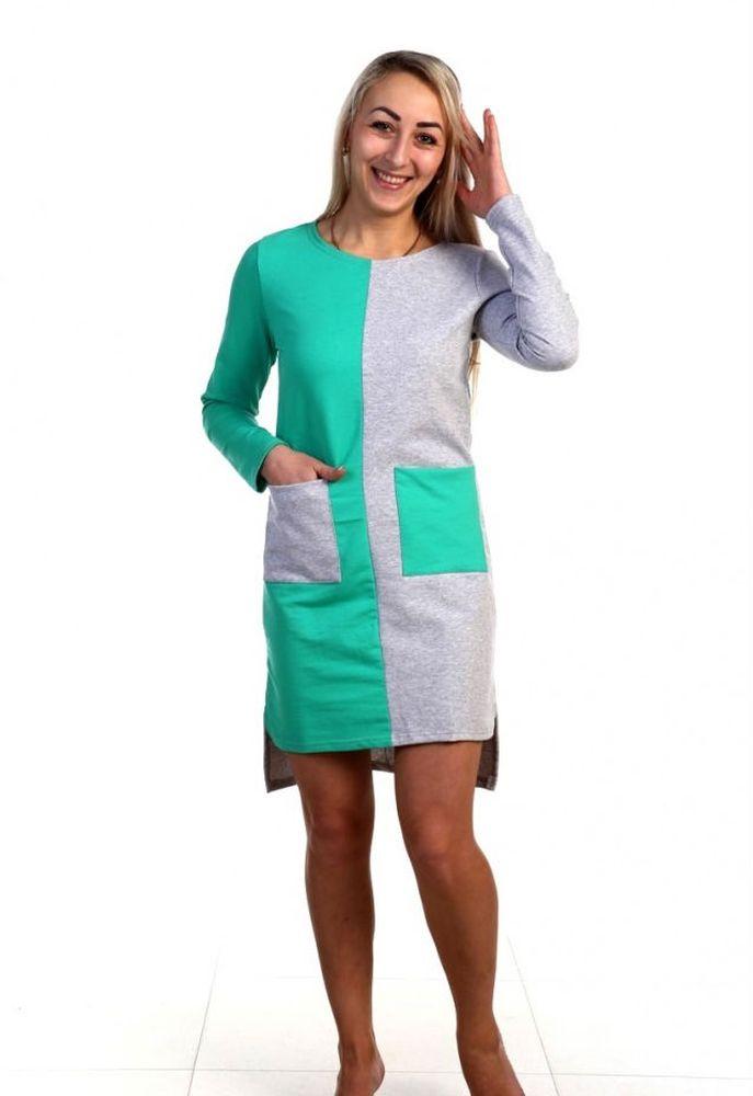 Туника женская #Европа# 48, Размер: 48 - Платья и юбки - Туники
