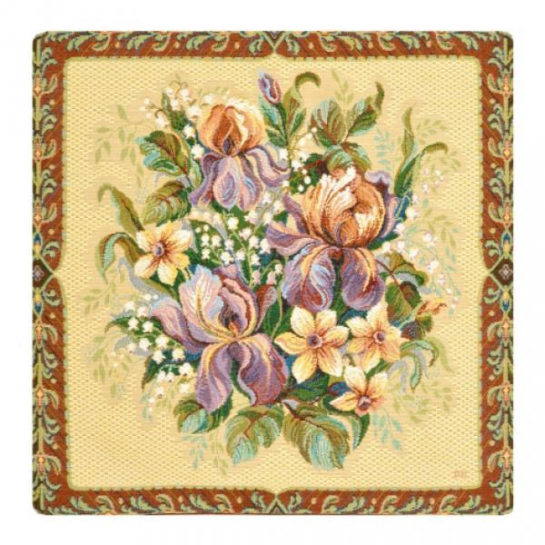 Наволочка декоративная Весенний букет (50*50) 7mbr20sc060 50