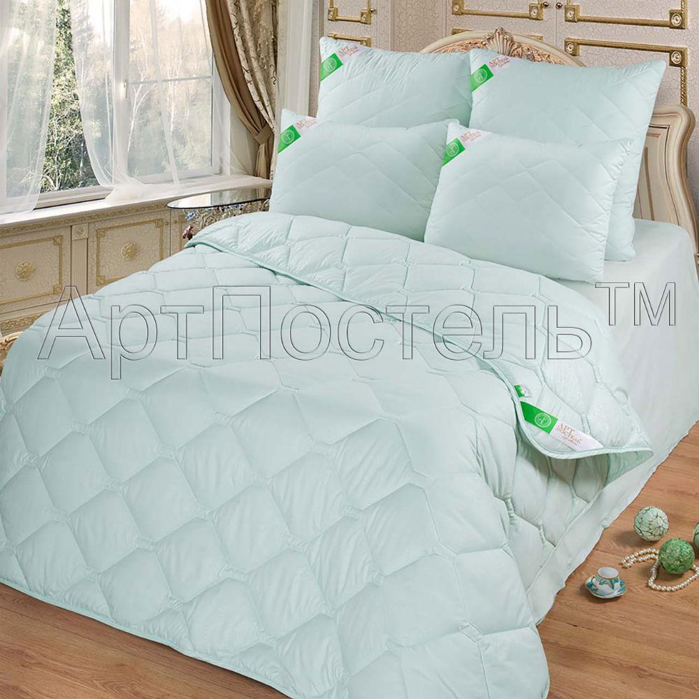 """Одеяло облегченное Кармен (бамбук, микрофибра) (1,5 спальный (140*205)) одеяло облегченное """"золотое руно"""" микрофибра 1 5 спальный 140 205"""